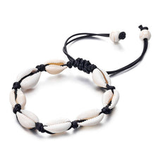 Charger l'image dans la galerie, IPARAM Bohemian Shell Map Turtle Bracelet Set 2019 Retro Geometric Statement Female Glamour Fashion Jewelry Jewelry Gift