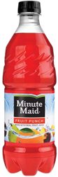 Minute Maid Fruit Punch 20oz