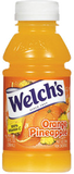 Welch's Orange Pineapple Juice Bottle 10 oz