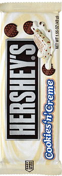 Hershey's Cookies n Cream 1.55 oz