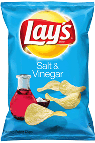 Lay's Salt and Vinegar LSS 1.5 oz