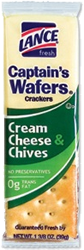 Lance Cream Cheese/Chives Cracker 1.3 oz