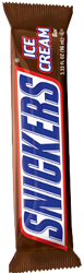 Snickers Ice Cream Bar King Size 3.13 oz