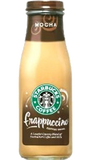 Starbucks Mocha Frappuccino Bottle 9.5 oz