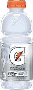SOLD OUT Gatorade Frost Glacier Cherry Bottle 20 oz
