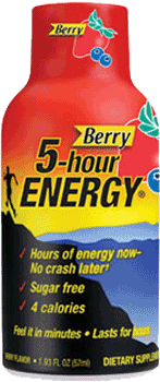 5 Hour Energy Berry 1.93 oz