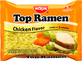 Top Ramen Chicken 3 oz