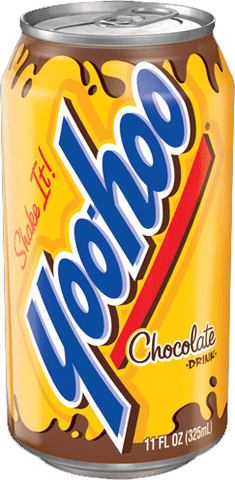 YooHoo Chocolate Can 11 oz