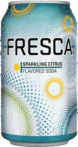 SOLD OUT Fresca Can 12oz