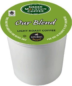 SOLD OUT Green Mountain Coffee Our Blend K-Cup 24 ct