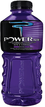 Powerade Grape 20 oz