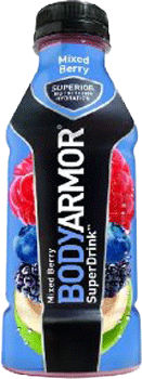 Body Armor Mixed Berry 16 oz