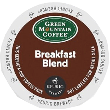 Green Mountain Coffee Breakfast Blend K-Cup