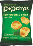 Pop Chips Sour Cream & Onion 0.8 oz