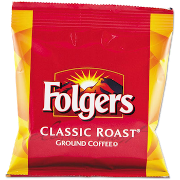 Folgers Classic Roast Ground Coffee 1.5 oz