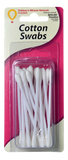 Convenience Valet Cotton Swabs 24 ct