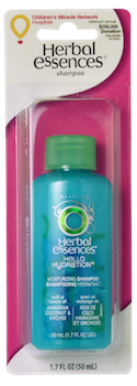 Convenience Valet Herbal Essence Shampoo 1.7 oz