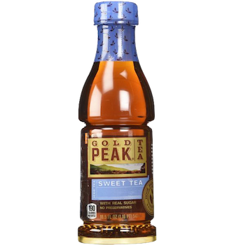 Gold Peak Sweet Tea 18.5 oz