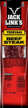 Jack Links Jerky Teriyaki Beef Steak .8 oz