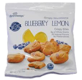 Appleways Blueberry Lemon Crispy Bites 1 oz