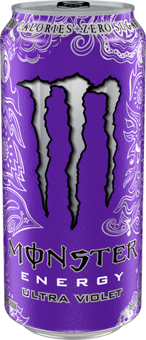 SOLD OUT Monster Ultra Violet Can 16 oz
