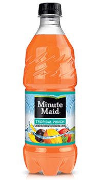 Minute Maid Tropical Punch 20oz