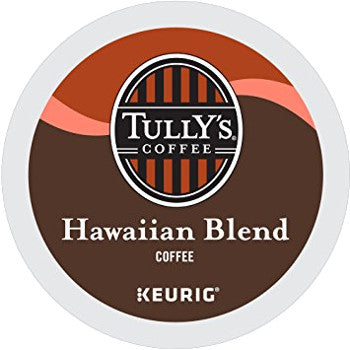Tully's Hawaiian Blend K-Cups 24ct
