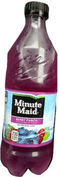 Minute Maid Berry Punch 20oz