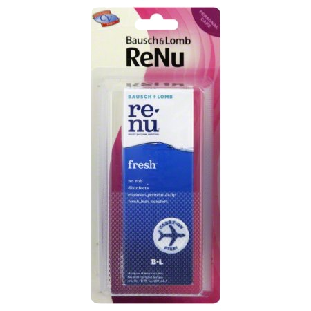 ReNu Multiplus Contact Len Solution 2 oz