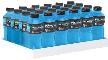 Powerade Mountain Berry Blast 20 oz 24 ct