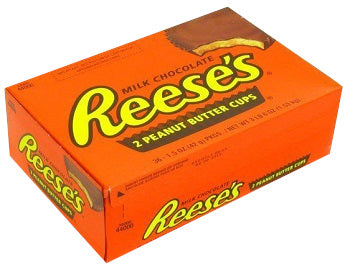 Reese's Peanut Butter Cups 1.5 oz 36 ct