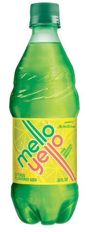 Mello Yello 20oz Bottle 24pk