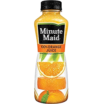 SOLD OUT Minute Maid Orange Juice 12oz