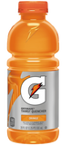 Gatorade Orange Bottle 20 oz