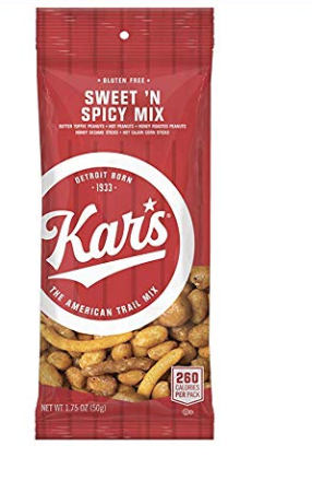 Kar's Sweet and Spicy 2 oz