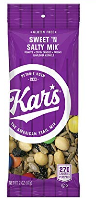 Kar's Nut Sweet N Salty Mix 2oz