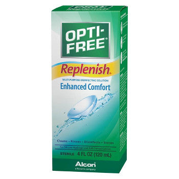 Opti-Free Replenish, 2 oz