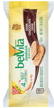 Belvita Sandwich Dark Chocolate Creme
