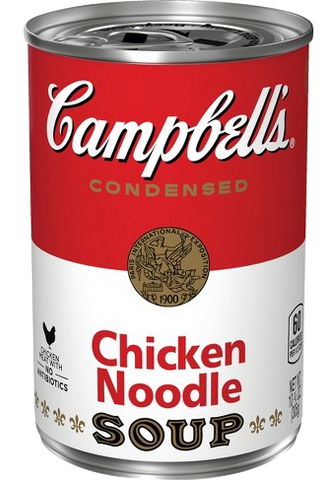 Campbell's  Condensed Chicken Noodle Soup 10.75 oz
