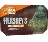 Mrs. Freshley's Hershey's Triple Chocolate Cakes 2ct 3.5oz