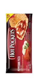 Hot Pockets Pepperoni Pizza 4.5 oz