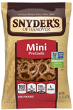 SOLD OUT Snyder's Mini Pretzels 1.5 oz