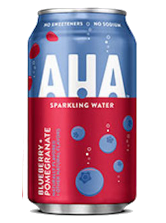 AHA Blueberry Pomegranate 12oz
