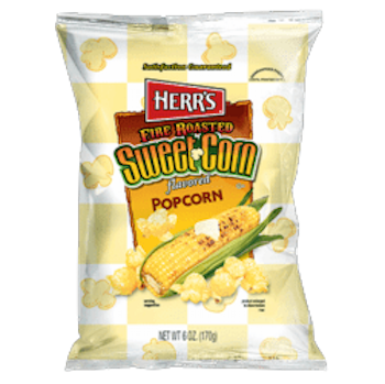 Herr's Fire Roasted Sweet Corn Popcorn 7/8 oz (25g)