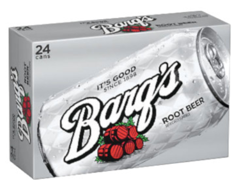 Barq's Root Beer 24 pack 12oz