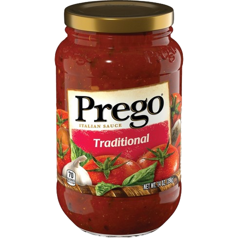 Prego Traditional Italian Sauce 14 oz