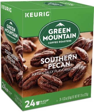 Green Mountain Southern Pecan K-Cup 24 ct