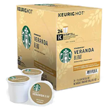 Starbucks Veranda Blend Coffee K-Cup 24ct