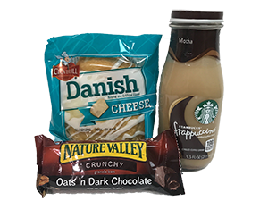 Cheese Danish Morning Refreshment Pack