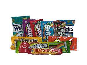 Candy Pack 10ct